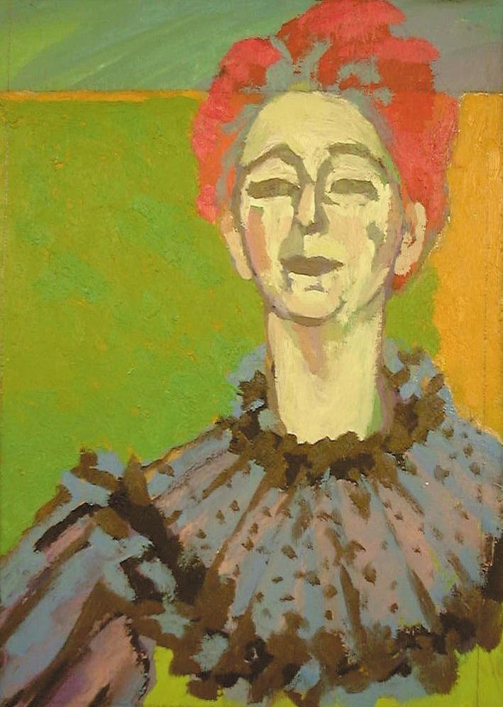 Woman from La Boheme