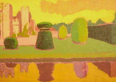 Hever Castle Topiary