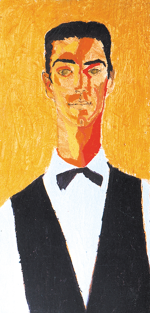 Waiter in Majorca