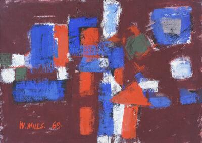 Abstract on Vermillion