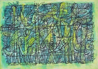 Abstract on Green '59