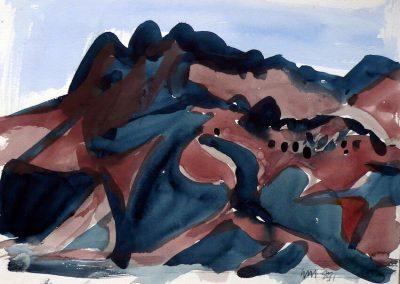 Spanish Landscape II '85