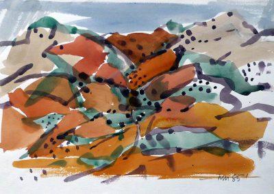 Spanish Landscape '85