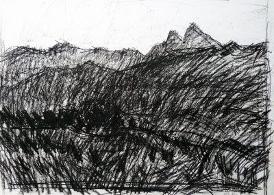 Monochrome Landscape 1986