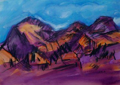 Spanish Landscape '91