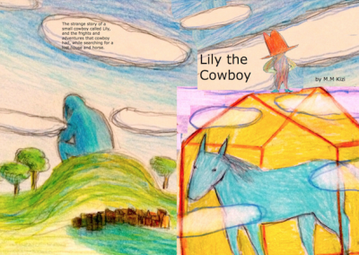 6 Lily the Cowboy front & back cover