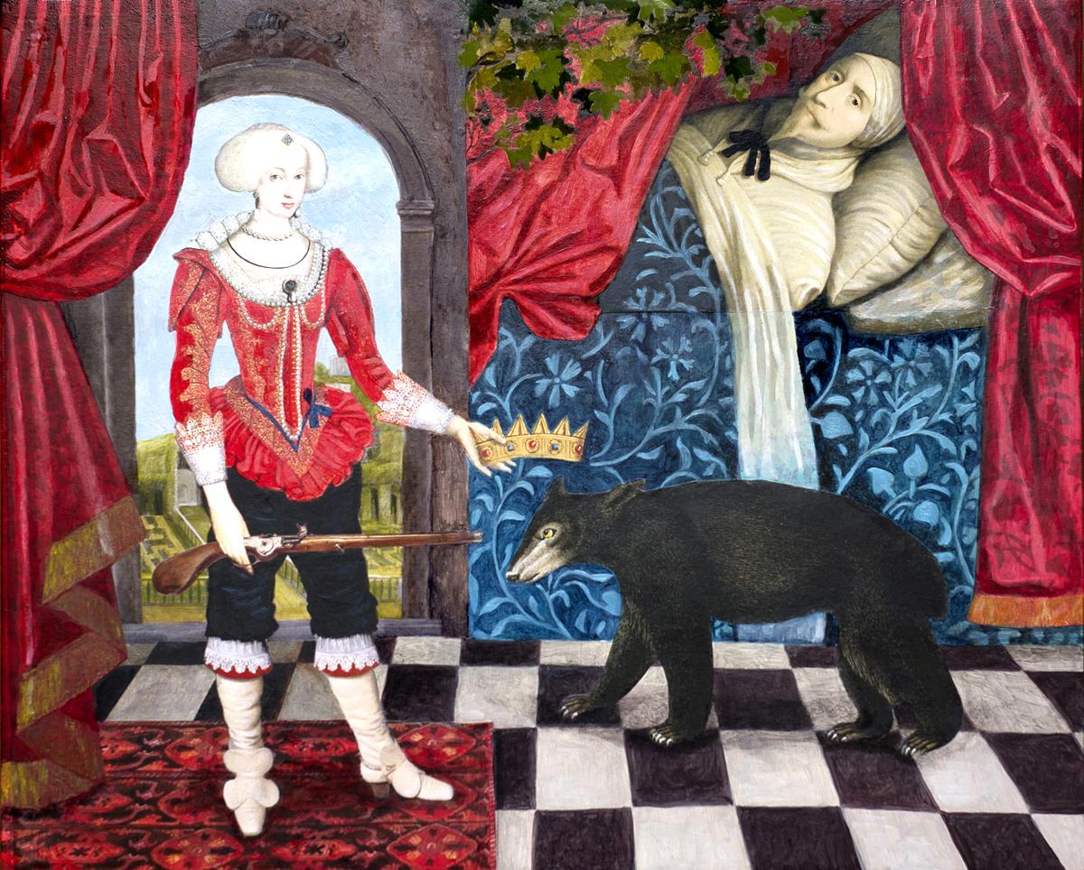 Christina and the Crown