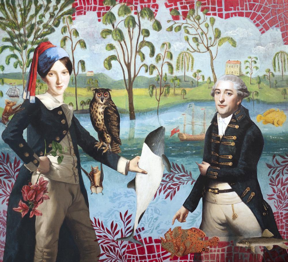 Jeanne Bare 1740-1803