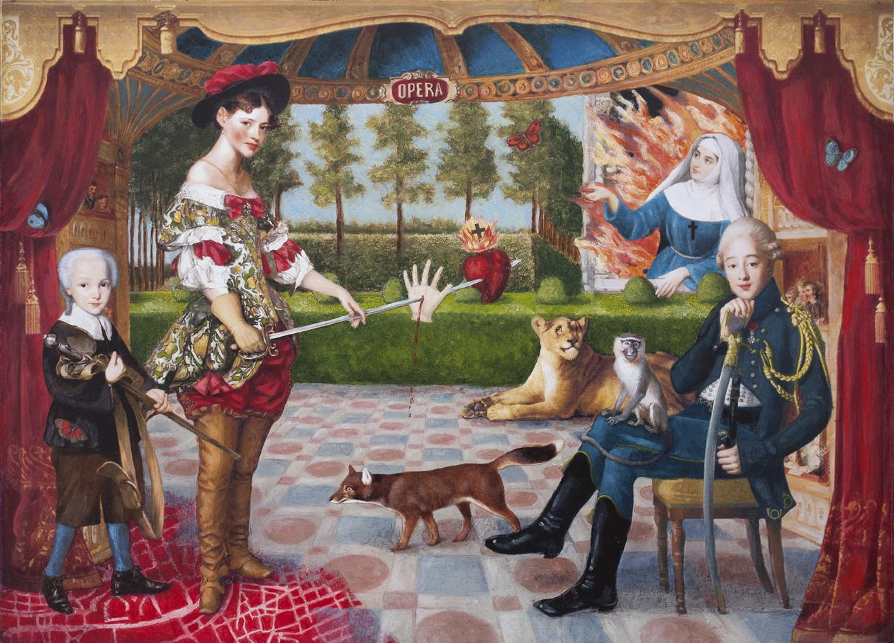 Julie d'Aubigny - La Maupin 1670-1707