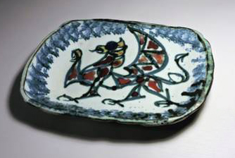 Welsh Dragon Platter