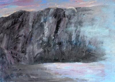 Cader Idris, Mist Clearing